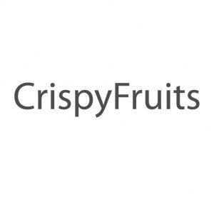 <span>Crispy Fruits</span><i>→</i>